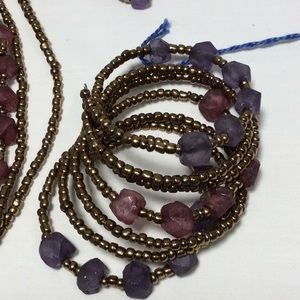 About Color Jewelry - Necklace, Bracelet, Earrings